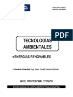Energia Renovable - CTA