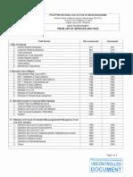 PNCM Services