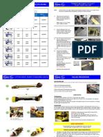 PTO Shaft Information Sheet