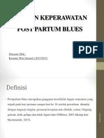 Askep Post Partum Blues (Karunia Wati s. 10215015)