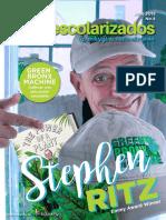Stephen Ritz Desescolarizados Julio 2018