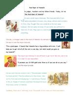 256914206 Story Telling Script Pied Piper of Hamelin