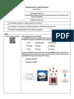AP Chemistry Unit 2 Packet 1