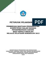 Juklak Banpem Tendik 2018 Rev