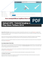 Upload APK _ Tutorial Lengkap Upload Apk Ke Play Store Terbaru 2018
