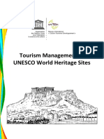 Tourism Management at UNESCO World Heritage Sites