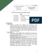 Rpp Barisan Dan Deret Aritmetika Kls Xi