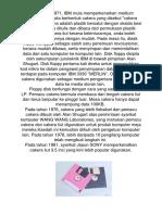 Sejarah Floppy Disket