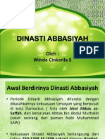 DINASTI ABBASIYAH revisi