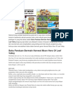 Buku Panduan Harvest Moon Hero Leaf Of Village.pdf