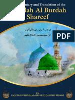 Qasida Burdah Shareef