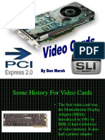 Video Card Presentation