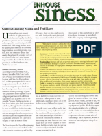 Greenhouse Business Soilless Media January2001