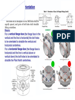 Flange Bolt Hole Orientation1