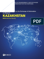 Kazakhstan Second Round peer review
