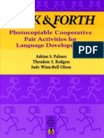 Back and Forth - Photocopiable Cooperative Pair Activities For Language Development.pdf