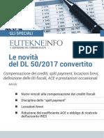 Aggiornamento D.L. 50-2017