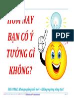 Hom Nay Ban Co y Tuong Gi Khong