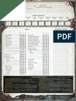 Warhammer Ficha
