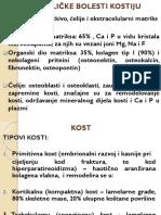 Metaboličke bolesti kostiju