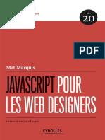 Marquis, Mat - JavaScript Pour Les Web Designers (2017, Eyrolles) (1)