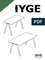 Thyge Structure de Plateau de Table AA 1418740 5