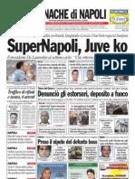 Cronache Di Napoli 26 Marzo 2010