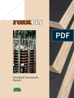Formply Brochure