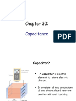 Lect. 11 Capacitance
