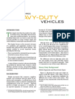 Chapter 3-Heavy Duty Vehicles