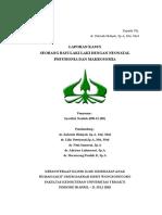 Laporan kasus neonatal pneumonia