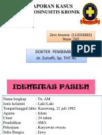 Laporan kasus RSK ZENI fix.pptx