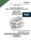 Motor Diesel C240