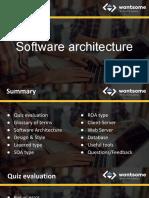 03. Software Architecture