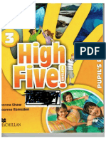 High Five 3 Student Book