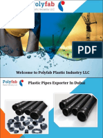 PVC Accessories Manufacturer in Dubai