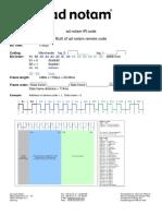 Ad Notam IR Code 2009