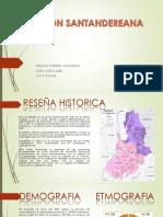 REGION SANTANDEREANA -WILLIAM CORREA.pptx