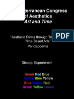 Aesthetic Forms - Presentation