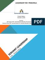 Donovan Ross Andrews Leadership
