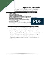 Módulo IX - Cinética Química y Equilibrio Químico 2018