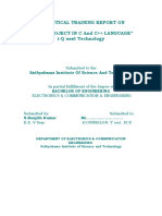 Internship Report[1]