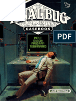The Final Bug - TSR Top Secret Solo Book