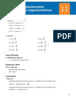 11 Funciones Exponenciales Logaritmicas y Trigonometricas