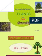 Diversity+among+Plants+(Classification)