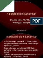 Hipertiroid Dlm Kehamilan