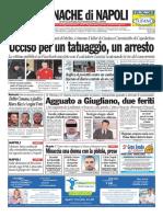Cronache Di Napoli 27 Aprile 2010