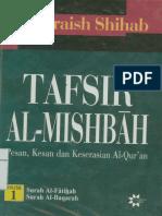 Tafsir Al-Mishbah Jilid 1