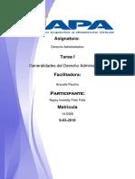 tarea 1 derecho administrativo naysy - copia.docx