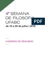4sfufabc2018 Caderno de Resumos